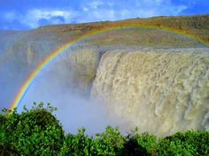 Dettifoss National Park,Iceland. #waterfall #iceland #nature #landscape See more of iceland at www.yestravel.is