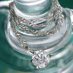 送料無料 - 純プラチナ 0.3ctダイヤモンドペンダント Diamond, Jewelry, Jewlery, Bijoux, Jewerly, Diamonds, Jewelery, Jewels, Accessories