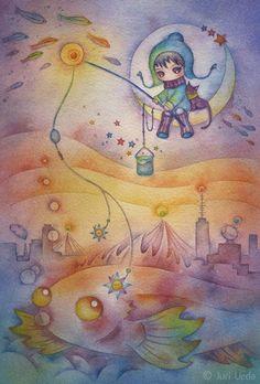 12-Beaux tableaux de Juri Ueda