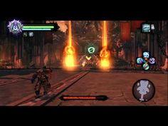 ▶ Darksiders 2 - Samael Boss Fight - YouTube
