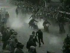 1st TT-race Assen (1925) - YouTube