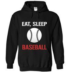Eat Sleep Baseball T Shirt, Hoodie, Sweatshirt