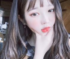 Image about girl in choiheechu by 최희주 on We Heart It Uzzlang Girl, Hey Girl, Girl Pictures, Girl Photos, Model Photos, Choi Hee, Model Tips, Cute Korean Girl, Pretty Asian