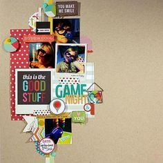 Kelly Purkey's 'Game Night' LO
