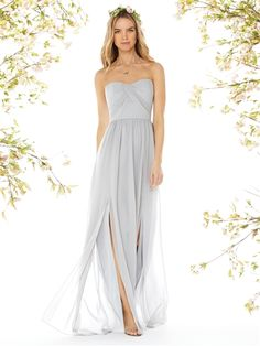 39875bdd351 So Romantic - Love this Social Bridesmaid Dress 8159. Bridesmaid Gown is  perfect for a