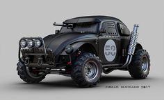 Tagged with beetle, car porn, vw, volkswagen, vw bug; I'm really Buggin out man Vw Baja Bug, Kdf Wagen, Volkswagen New Beetle, Vw Cars, Buggy, Modified Cars, Vw Beetles, Custom Cars, Custom Jeep
