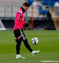 Real Madrid James Rodriguez