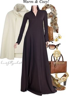 """""""Winter 2013"""" by beautifullymodest1 ❤ liked on Polyvore"""