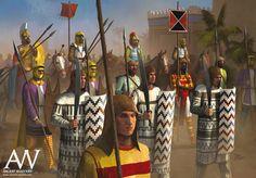 Milek Jakubiec: ejército persa en la época aqueménida.