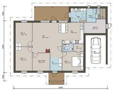 Neitoperhonen 151 Pohjapiirros, Hartman Koti, näinkin voisi saunan sijoittaa. Khh vain eri paikkaan ja pukuh tilalle.. Koti, Humble Abode, My House, House Plans, Floor Plans, Home And Garden, Flooring, How To Plan, Dream Houses