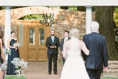 Outdoor Tennessee Wedding at Cedar Hall | Kati Mallory Photo & Design