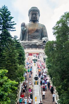 Tian Tan Buddha | Hong Kong, China