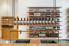 Aesop Rundle Street by Genesin Studio | http://www.yellowtrace.com.au/australian-design-news-november-2014/