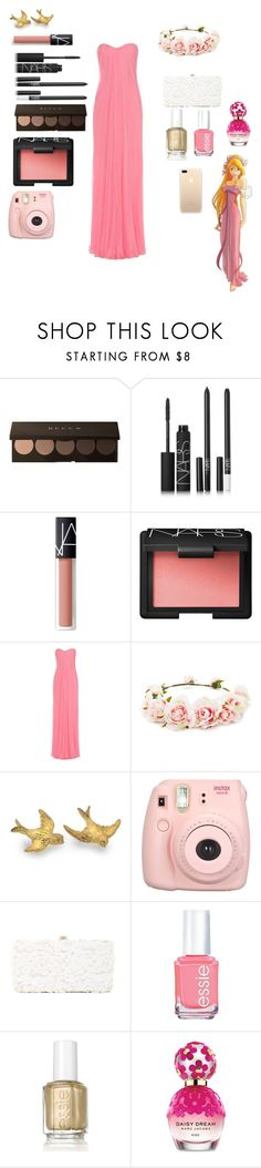 """""""Giselle"""" by crystalgems125 ❤ liked on Polyvore featuring NARS Cosmetics, Alexander McQueen, Forever 21, Fujifilm, Deux Lux, Essie and Marc Jacobs"""