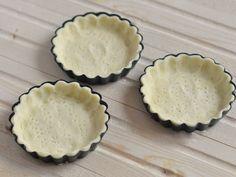 Тарталетки – рецепт теста | Делай вкусно