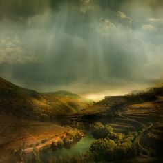 douro and the rain (by C in Niepoort) Cl Design, Douro Portugal, Toronto Photos, Beyond Beauty, Northern Lights, River, City, World, Places