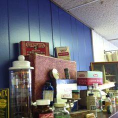 Vintage medical collection.