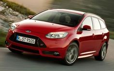 Ford Focus ST Wagon (we only get the five-door hatch)