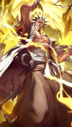 Image uploaded by sarah robin. Find images and videos about bleach, shinigami and kenpachi zaraki on We Heart It - the app to get lost in what you love. Bleach Manga, Bleach Fanart, Manga Anime, Comic Manga, Anime Comics, Anime Art, Anime Neko, Shinigami, Bleach Characters