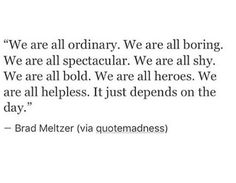 we are all just human X