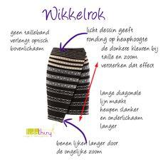 Modetrends winter 2015: de Wikkelrok. Kijk op het blog voor tips voor jouw figuur
