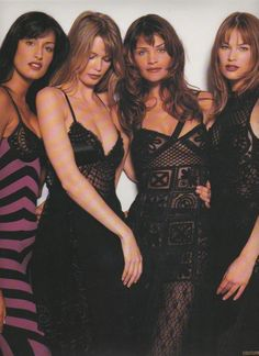 Gianni Versace Vintage Fashion & More (Top Model 90s)