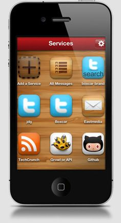 Top 50 iPhone Apps for Moms 2011: Boxcar #43