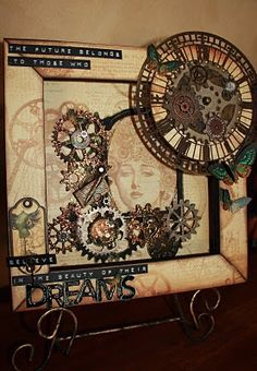 Steampunk Dreams***Research for possible future project.