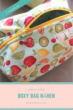 The easiest and fastest cosmetic bag ever! And she settles in all … – Nähen lernen – Tipps, Tricks, Hacks & Gadgets – Clothing Hacks Sewing Projects For Beginners, Knitting For Beginners, Sewing Hacks, Sewing Tutorials, Sewing Tips, Sewing Ideas, Flannel Rag Quilts, Tunic Sewing Patterns, Textiles