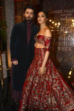 India Couture Week 2016 - Manish Malhotra #ICW2016 #ManishMalhotra #ThePersianStory #DeepikaPadukone #FawadKhan