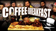 Coffee Breakfast - Epic Meal Time