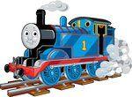 Thomas de trein feestartikelen, besteld bij Sisters in Wonderland (2014)