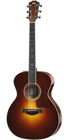 Acoustic Electric Guitars Taylor 700 Series 714ce Grand Auditorium Sunburst Acoustic-electric Guitar W/ Ca Customers First Guitars & Basses