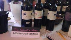 Lo stand di Poderi Veneri Vecchio a Vini Naturali a Roma 2012
