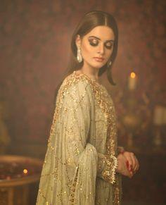 Pakistani Bridal Couture, Pakistani Wedding Dresses, Pakistani Outfits, Bridal Dresses, Bridle Dress, Pakistan Wedding, Silk Kurti, Aiman Khan, Desi Clothes