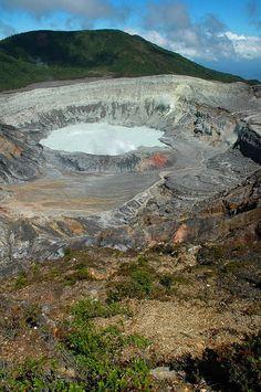 Parque Nacional Volcan Paos, Alajuela, Costa Rica, Summer 2004