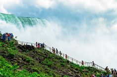 The World by The Brunette: What You Need to Know about Niagara Falls
