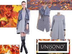 Unisono - kolekcja jesień 2014.