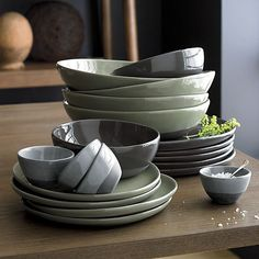 Welcome Small Serving Bowl in Dinnerware Sets | Crate and Barrel