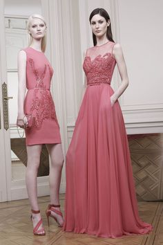 ELIE SAAB - Ready-to-Wear - Resort 2015