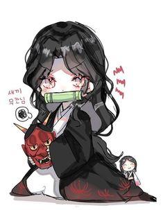 Anime Chibi, Manga Anime, Anime Art, Slayer Meme, Demon Slayer, Castlevania Anime, Anime Akatsuki, Otaku, Chibi Girl