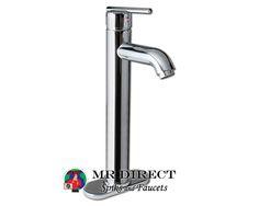 718-C Chrome Vessel Faucet