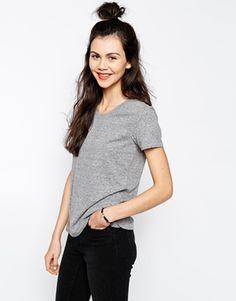 Enlarge Monki Short Sleeve T-Shirt