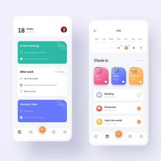 UX Choice в Instagram: «Notepad application UI design | ⭐ Use #uxchoice & @uxchoice to get featured • 👉 Follow @uxchoice for more design inspiration • Credit:…» Web Design, App Ui Design, User Interface Design, Application Ui Design, Ui Design Mobile, Mobile Ui, Mobile Landing Page, Web Site Development, Android App Design