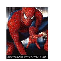 Plaid polaire Spiderman 3 ref 202