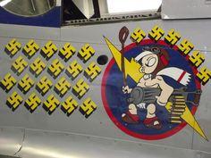 Petie, P-51 Mustang