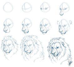 Drawing Tips animal drawings Pencil Art Drawings, Realistic Drawings, Art Drawings Sketches, Cartoon Drawings, Easy Drawings, People Drawings, Disney Drawings, Simple Animal Drawings, Drawing Techniques