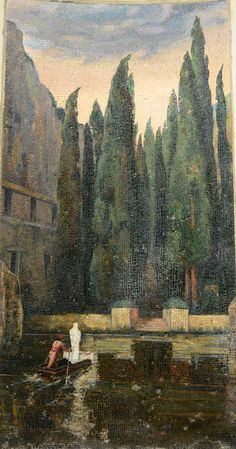 https://flic.kr/p/zisVQo | Isle of the Dead  Arnold Böcklin