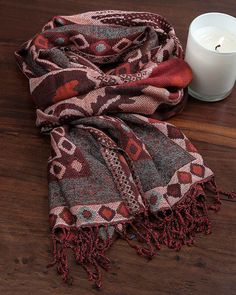 Versatile and unique, it pairs as well with a favorite evening dress as with casual denim and boots. This shawl is a high quality, comfortable
