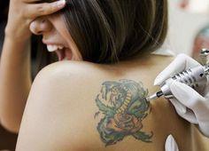Ya existe una crema capaz de borrar tatuajes de forma definitiva